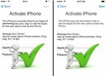 NEW!! iCloud Removal Trusted WEBSITES For Apple Iphone 4/4s/5/5s/5c/6/6s/6plus