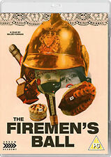THE FIREMEN'S BALL - BLU-RAY & DVD  - REGION B UK