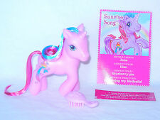 121 My Little Pony ~*G3 Unicorn Sunrise Song Complete STUNNING!*~