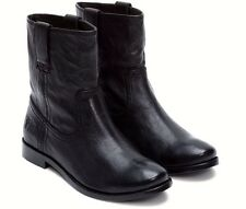 Frye Anna Shortie Boot Black Womens Size US 6.5 M Org $328
