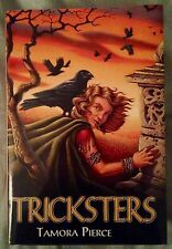 Tricksters * Tamora Pierce * Daughter of the Lioness Books 1 and 2 * SFBC * 1st