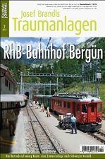 Eisenbahn Journal - Brandl - RhB-Bahnhof Bergün