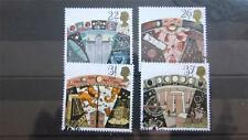 GB GREAT BRITAIN 1990 ASTRONOMY SET  FINE USED