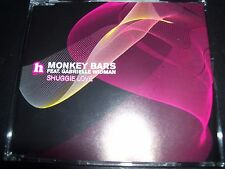 Monkey Bars Featuring Gabrielle Widman ‎– Shuggie Love Aust Remixes CD Single -