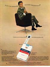 PUBLICITE ADVERTISING 114  1966  MURATTI   filter  cigaretes