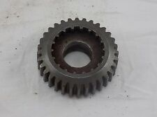 Panther motorcycle part Burman gearbox layshaft gear 32t & 18t dog large end