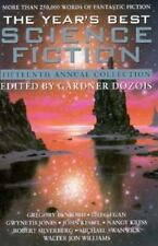 The Year's Best Science Fiction: Fifteenth Annual Collection (Vol 15)  Hardcove