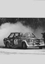 FIAT ABARTH  131 RALLY CAR PRESS PHOTO 'Brochure""