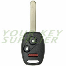 New Uncut Keyless 3 Button Remote Head Key Fob for Select Honda OUCG8D-380H-A