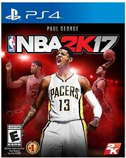 Ps4 NBA 2K17 -  Tip Off Edition Playstation 4 Brand New