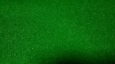 A4 FELT BAIZE self adhesive protect craft dolls house carpet ASTROTURF GREEN