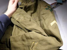 WWI VINTAGE US Army 4th Infantry Division Uniform 47th Infantry