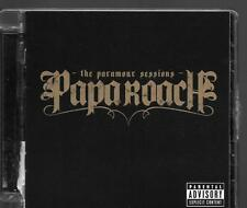 CD ALBUM 14 TITRES--PAPA ROACH--THE PARAMOUR SESSIONS--2008