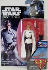 "DIRECTOR KRENNIC Star Wars Rogue One Movie 3 3/4"" inch Action Figure Hasbro 2016"