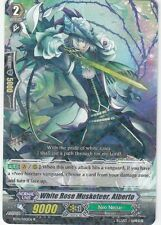 Cardfight Vanguard White Rose Musketeer Alberto