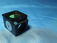 Nikon V Violet Fluorescence Filter Cube Optiphot Labophot Diaphot DM430  -  V-2A
