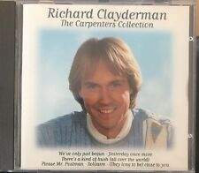 Richard Clayderman : The Carpenters Collection CD (1995)
