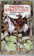 Parsival Or A Knight's Tale by Richard Monaco PB 1st Pocket 82225 - Grail quest
