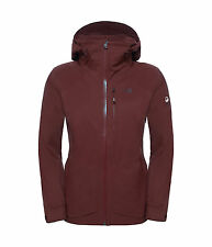 The North Face Women's SICKLINE Insulated Ski Jacket Deep Garnet Red M Med 10-12
