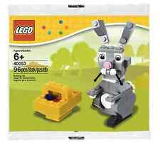LEGO® 40053 Osterhase mit Korb Neu OVP Easter Bunny with basket New MISB NRFB