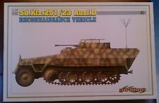 1/35 Cyber Hobby Dragon Sd.Kfz.251/23 Ausf.D Recon Vehicle MIOB tamiya DML #2