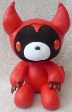 Official Chax GP TAITO Gloomy Bear Red/Black Devil Soft Plush Toy Japan Kawaii 9