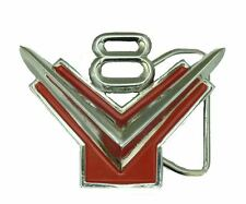FORD Y BLOCK V8 LOGO  BELT  BUCKLE --   F010304