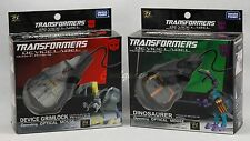 Takara Tomy Transformers Device Label Grimlock & Dinasour MISB sealed