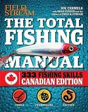 The Total Fishing Manual Canadian edition: 317 Essential Fishing Skills