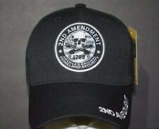 U.S.A. 2ND AMENDMENT ORIGINAL HOMELAND SECURITY, BASEBALL CAP