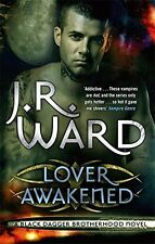 J R WARD ____ LOVER AWAKENED ____ BRAND NEW ___ FREEPOST UK