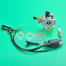 Carburetor Ignition coil For HONDA GX240 GX270 8HP/9HP  Carburettor Carb Engine