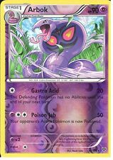 POKEMON XY - ARBOK 48/146 REV HOLO