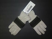 BNWT Beaut.Designer ARMANI JUNIOR Boys Suede/Leather, Wool Lined Gloves IX ITALY