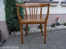 Art Deco Schreibtisch Stuhl Bauhaus Armlehnstuhl um 1930 Architekt chair chaise