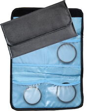 New Filter Pouch - holds upto 4 filers at the same time