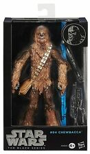 Star Wars Black Series Chewbacca 6 Inch Action Figure Blue Box