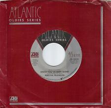 ARETHA FRANKLIN  Since You've Been Gone / Ain't No Way 45