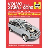 HAYNES SERVICE & REPAIR MANUAL Volvo XC60 & XC90 Diesel 03 - 13 52 to 13 5630