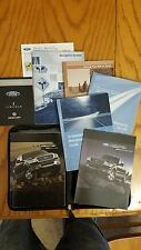 2008 Ford F150 Owners Manual w/ Case & Supplements Nav DVD and Free Shipping