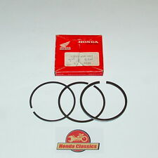 Honda 13031-414-003 Piston Ring Set +0.50 o/s CB250T CB250N Super Dream. NEW NOS