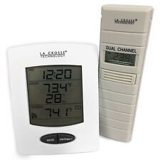 LaCrosse Technology Dual Function Wireless Weather Station (WS9029UITCA)