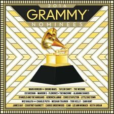 2016 Grammy Nominees by Various Artists (CD, Jan-2016, Republic) NEW