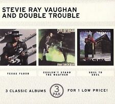 The Collection: Texas Flood / Couldn't Stand / Soul to Soul, VAUGHAN,STEVIE RAY