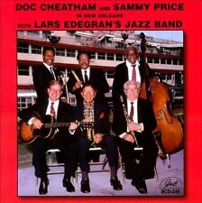 """Cheatham, Doc / Samm""-In New Orleans With Lars Edegrans Jazz B CD NEW"