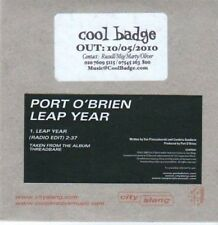 (BI566) Port O'Brien, Leap Year - 2010 DJ CD