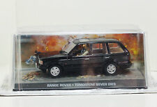 James Bond Car Collection 34 Range Rover - Tomorrow Never Dies & Magazine