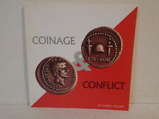 Coinage & Conflict by Pollak Ancient to Modern World Coins Softcover