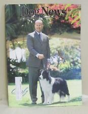 Magazine Back Issue DOG NEWS October 29, 2010 Breeder Show Border Collie Cover