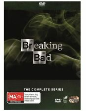 Breaking Bad: Complete Series 1-6 Collection Box Set DVD- TV Season 2,3,4,5 R4